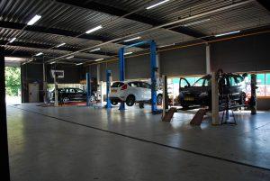 AutoCentrum Twente - Werkplaats